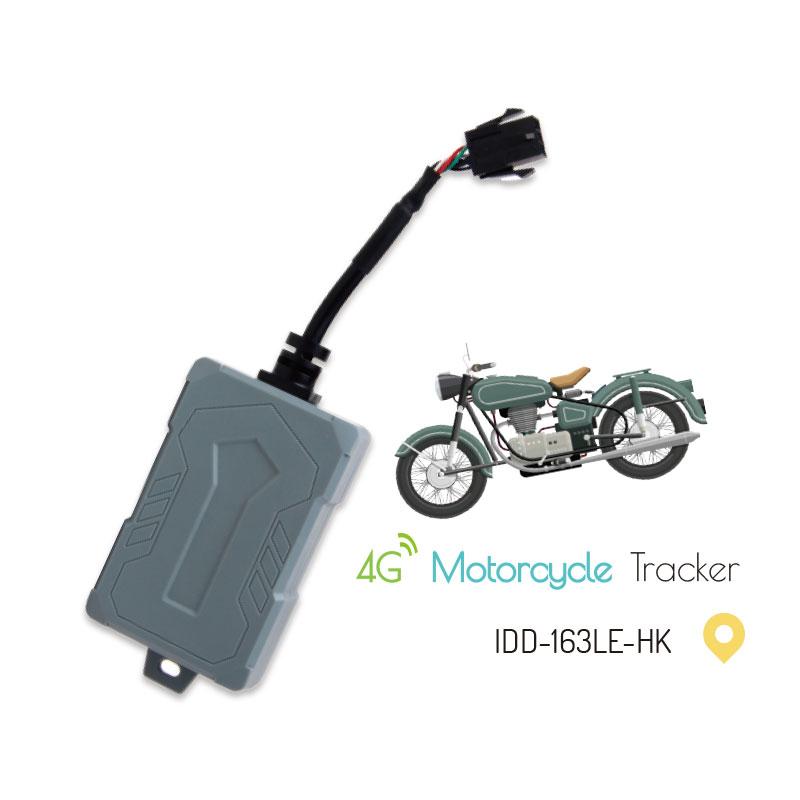 HT - 163LE 4G 電單車追蹤器